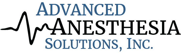 Advanced Anesthesia Solutions, Inc. Logo